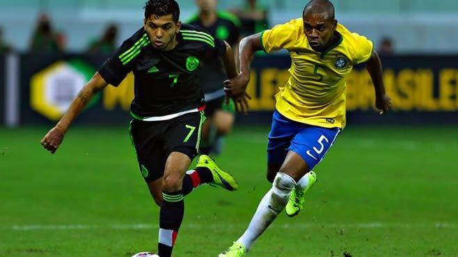 """Photo of Cae la Selección Méxicana ante el """"Verdeamarela"""""""