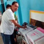 Tensión en Cuerámaro entre panistas y perredistas; podrían llegar a los golpes