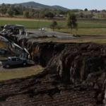 """""""Terremoto"""" causa pánico y arrasa en taquillas"""