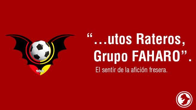 """Photo of """"Putos rateros"""" aficionados de la trinca VS grupo Faharo de Miguel Favela y Felipe Montemayor"""