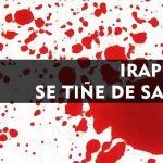 Irapuato se pinta de rojo; tres asesinatos