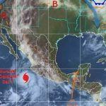 El potencial de lluvias se incrementa para la mayor parte del estado de Guanajuato