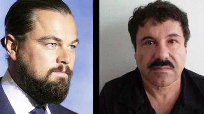 Leonardo DiCaprio posible protagonista sobre vida de El Chapo.