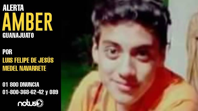 Photo of Nueva Alerta Amber: Desaparece joven de 14 años en Irapuato