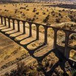 Acueducto ya es patrimonio de la Unesco