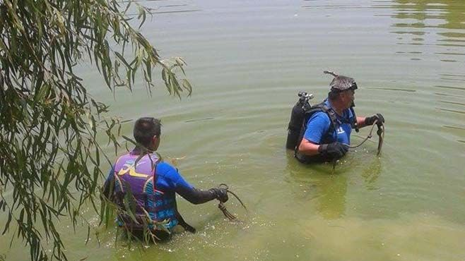 Photo of Buzos de Abasolo comienzan con prácticas de prevención en presas