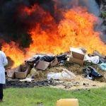 PGR más de 300 kilos de narcóticos en León