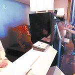 Hotel emplea robots para bajar costos