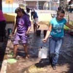 23 casas dañadas, 110 personas afectadas en 5 comunidades de Pénjamo