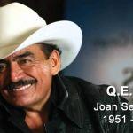 Fallece el cantante y compositor Joan Sebastian