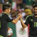 """¡""""Hermoso"""" triunfo!, debuta México goleando a Cuba 6-0"""