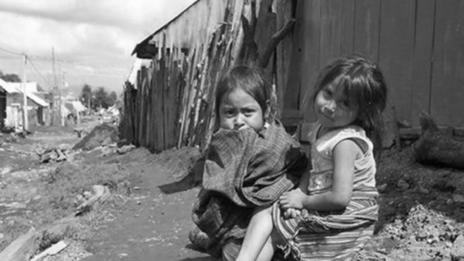 pobreza mexicana