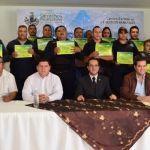 Certifican a policías en materia de Derechos Humanos