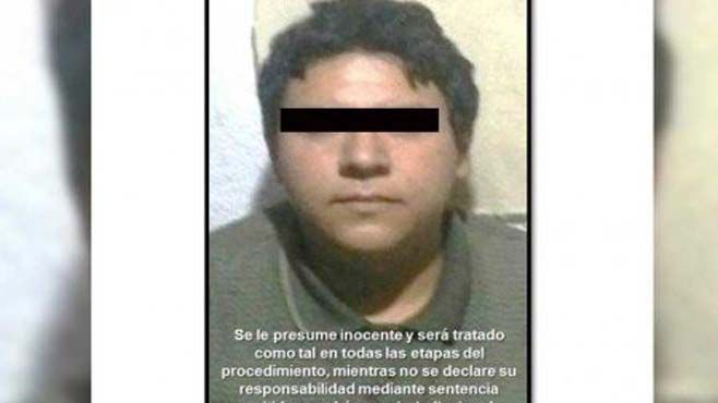 Photo of Detienen a presunto traficante de pornografía infantil