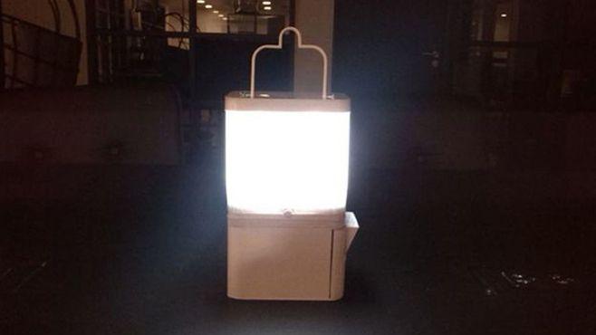 Photo of Desarrollan una lámpara que funciona con sal y agua