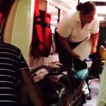 Atienden a peregrinos arrollados en Zacatecas