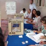 Salen a votar panistas en Irapuato