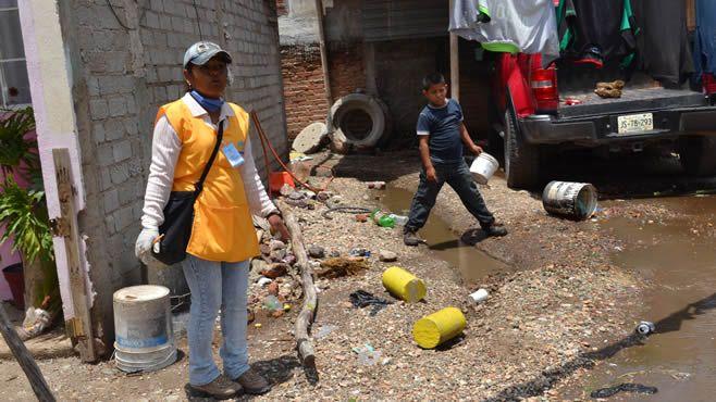 Photo of Toma medidas preventivas contra el virus Chikungunya