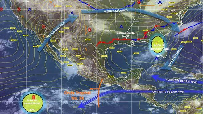 Photo of Aumenta el potencial de lluvias para la mayor parte del estado