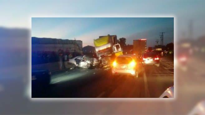 Photo of Identifican a ancianos muertos en accidente carretero