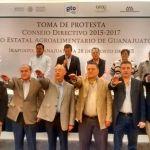 Toma protesta Consejo Estatal Agroalimentario 2015-2017