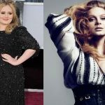 Adele baja 30 kilos comiendo frutas y verduras