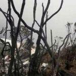 Localizan avión desaparecido en montaña de Indonesia