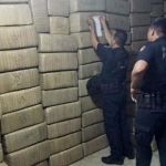 Incautan más de 7 ton de mariguana en Sinaloa