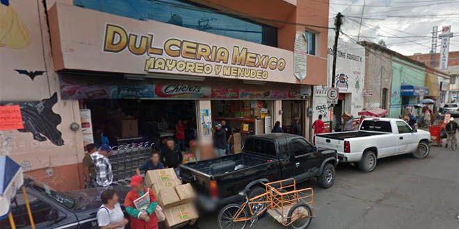 Photo of Asaltan Dulcería México; amarran a los dueños