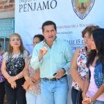 Jacobo Manríquez inaugura la 15 de Mayo de la colonia El Nacimiento