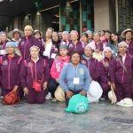 Llegan peregrinas de Irapuato a los pies de la Virgen del Tepeyac