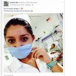 Ventilan más polémicas selfies con pacientes en hospitales