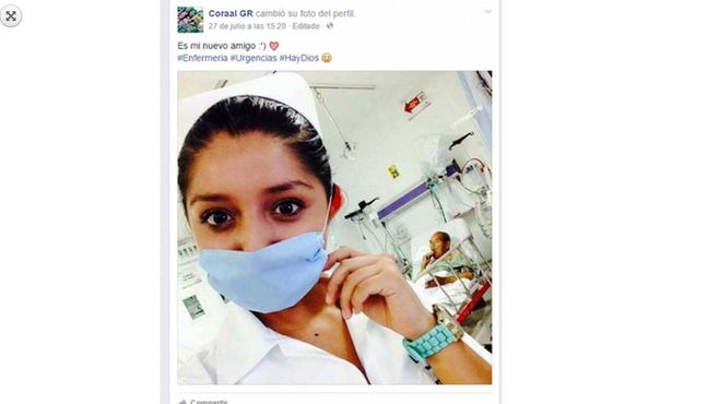 Photo of Ventilan más polémicas selfies con pacientes en hospitales