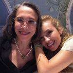 Thalía es la confidente de Florinda Meza
