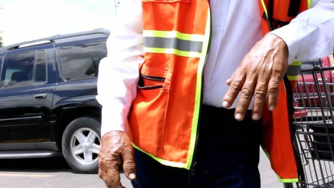 """Photo of El humilde trabajo del """"viene viene"""""""