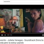 YouTube luce nueva barra transparente