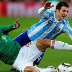México enfrentará a su similar Argentina