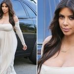 Kanye West le puso los cuernos a Kim Kardashian