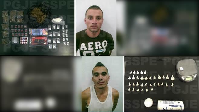 Photo of Dos detenidos con más de 300 dosis de droga en León