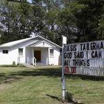 Tiroteo en Iglesia de Alabama deja tres heridos