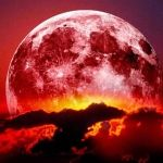 Eclipse de Luna de Sangre este domingo
