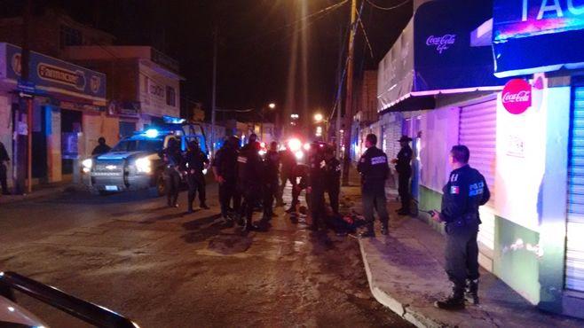 Photo of Continúa operatividad de Policía Municipal