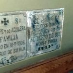 """Guadalupe de Aguilera la """"muerta"""" más antigua en Nuestra Señora de la Luz"""
