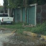 Lluvias anegan cuatro viviendas en Cuerámaro