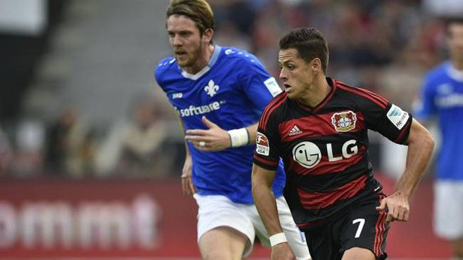 Photo of Chicharito debuta en la Bundesliga con una derrota