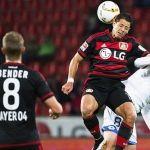 Chicharito se estrena en la Bundesliga y da victoria a su equipo