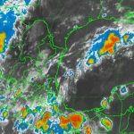 Fuertes lluvias prevalecerán en la mayor parte del país
