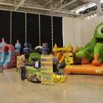 Inauguran Primer Feria del Entretenimiento en el país, teniendo como sede Irapuato