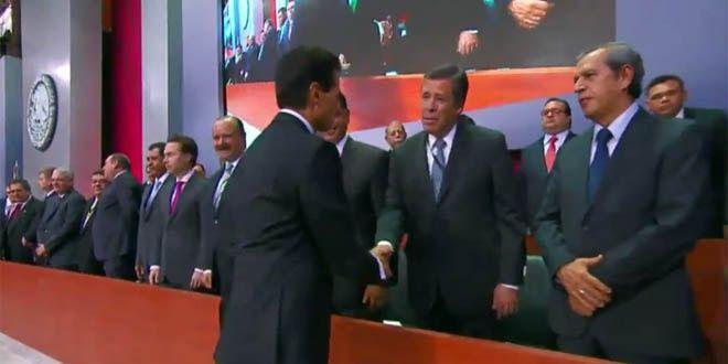 Photo of Enrique Peña Nieto rinde tercer informe de gobierno