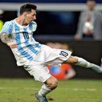 Amargo empate para México ante Argentina